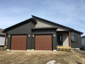 Gorgeous New Duplex with Garage Available June 1st