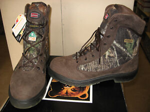 Kodiak size 13 metal-free safety hunting boots - unworn!