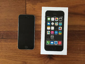 16GB Black iPhone 5S