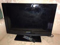 "26"" Samsung flatscreen TV"