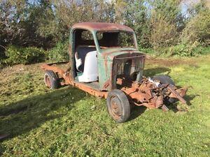1938 Chev Truck cab