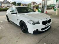 2013 BMW 5 Series 530d M Sport 4dr Step Auto Saloon Diesel Automatic