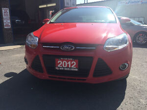 2012 Ford Focus !!! ONLY 37K & Remote Start !!! Kingston Kingston Area image 4
