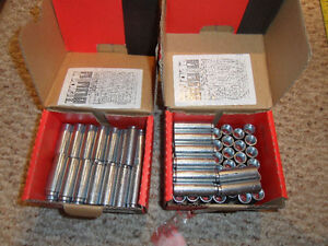 "Hilti HDI 1/2"" drop in anchors 50 New in Box Hilti Anchor  Drill"