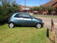 Ford KA offers welcome