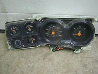 81-87 GM PICKUP INSTRUMENT CLUSTER