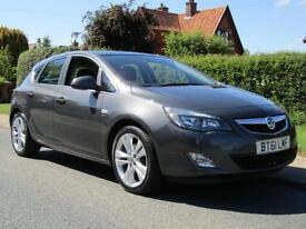 2012 Vauxhall Astra 2.0 CDTi 16V ecoFLEX SRi 165 BHP 5DR TURBO DIESEL HATCHBA...