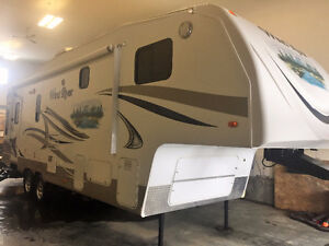2011 Outdoors RV Manufacturing Wind River 275SBS