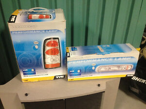 2001 Chevy or Dehali tail lights and head lights $125.00 OBO