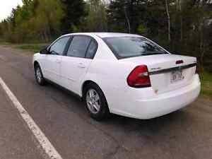 *** 2005 Chevy Malibu Ls V6 ***  priced to sell