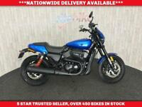 HARLEY-DAVIDSON SPORTSTER STREET ROD XG750 A 18 ABS MODEL VERY LOW MILES 2018 18