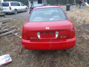 2006 Nissan for parts or repair