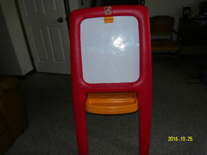 Easel selling for $15.00