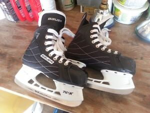 Youth Hockey Skates - Size 3