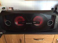 SONY. Personal Audio System GTK-X1BT