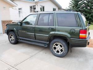1996 Jeep Grand Cherokee Orvis Edition