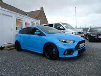 2016 (16) FORD FOCUS RS ECOBOOST 2.3 AWD ( 350 bhp )