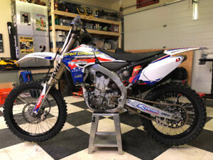2012 Yamaha YZ450F - Immaculate Condition, Lots of Extras