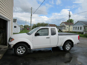 2010 Nissan Frontier SE Extended Cab 4x4