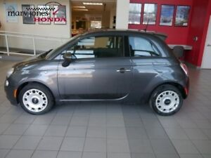 2014 Fiat 500 Pop  - one owner - local - Power windows - $58.47