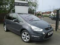 2011 Ford S-MAX 2.0TDCi ( 163ps ) Titanium(7 SEATER,HISTORY,WARRANTY)