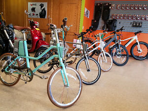 NEW! Surface 604 YUNBIKE - Electric Bicycle -on SALE