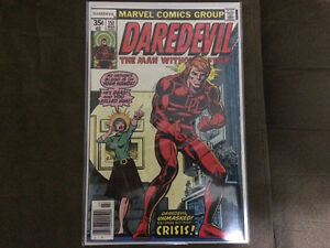 4 Daredevil Comics