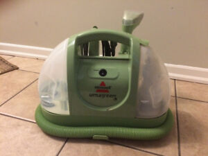 Bissel Little green carpet cleaner