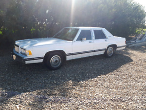 1988 Mercury Grand Marquise
