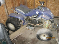 Chinese quad for parts or repair