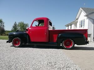 51 or 52 ford or merc pickup cab wanted