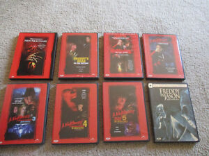 A Nightmare on Elm Street DVD Collection--9 Discs