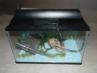 10 Gallons Fish tank(aquarium)