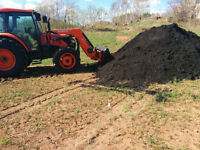 SUPER BLACK MULCH!!!
