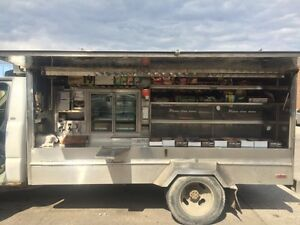 Running coffee truck for sell $20000.00 OBO