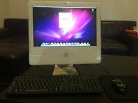 "Apple 17"" iMac Intel Core 2 Duo 1.83GHz 1GB 160GB"