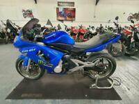 2008 Kawasaki ER6 650cc
