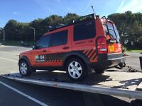 Landrover G4 discovery or sport needed