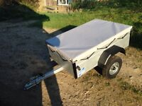Camping trailer 3ftx4ft (fully refurbished)