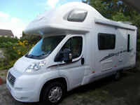 Swift Sundance 590RS 4 Berth Rear Kitchen/Washroom Motorhome For Sale