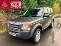2005 LANDROVER DISCOVERY 3 2.7 TDV6 S 6 SPEED MANUAL 4X4 7 SEATER TURBO DIESEL