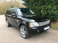 LHD - 59 REG - LAND ROVER RANGE ROVER VOGUE 3.6 TDV8 4X4 AUTOMATIC OVERFINCH