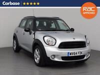 2014 MINI COUNTRYMAN 1.6 Cooper D 5dr SUV 5 Seats