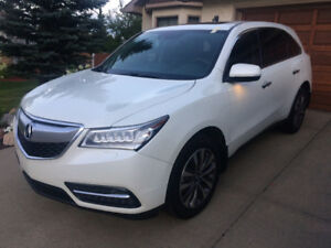 2015 Acura MDX Low KM