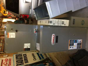 Furnace and A/D Unit