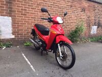 Honda innova 125 (2OO5) 12 month mot
