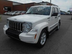 2009 Jeep Liberty LIMITED, 3.7L, 4WD,  LEATHER, RUNNING BOARD, .