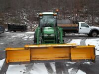 2013 6'-10' Expandable Hydraulic Snow Plow Blade