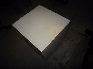 White night stand with drawer. in decent condition. Kingston Kingston Area image 5
