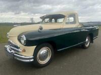 1954 Standard Vanguard Pick-Up in Green and cream